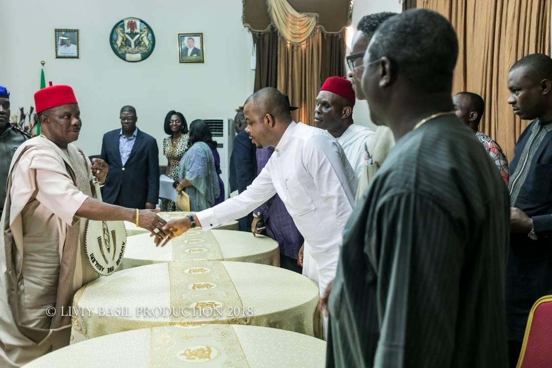 Gov Obiano Appoints Stanley Uzochukwu As Board Member