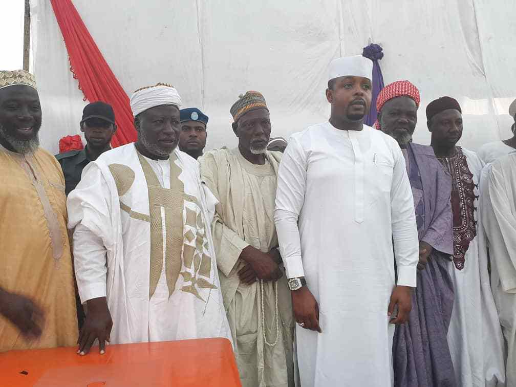 Group Chairman Dr. Stanley Uzochukwu Host Over 3,000 Muslim Faithfuls