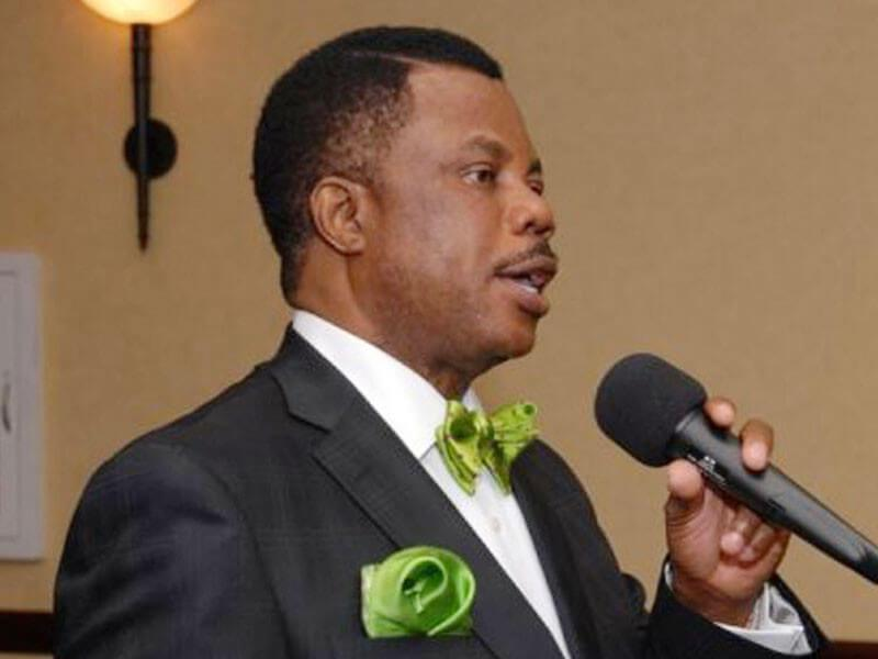 Anambra State Governor Willie Obiano commends Stanel Group CEO